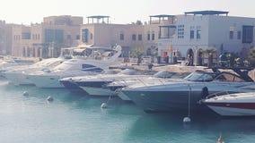 Abotig-marina Royaltyfri Bild