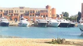 Abotig-marina Royaltyfria Bilder