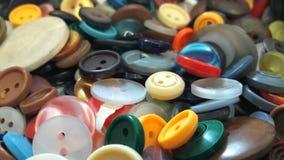 Abotona el colletion Imagen de archivo libre de regalías