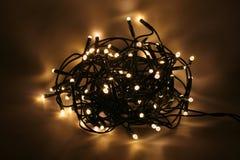 Aboutir-Lumière Image libre de droits