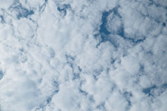 Above the cloud Royalty Free Stock Photography