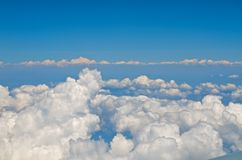 Above the Clouds Royalty Free Stock Image