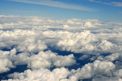 Above the Clouds Stock Photos
