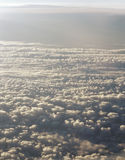 Above clouds. Royalty Free Stock Photos
