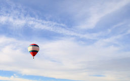 Above the Crowd Landscape Royalty Free Stock Images