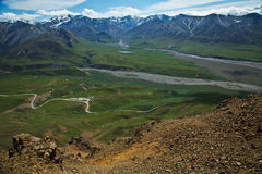 Above Eielson Stock Images