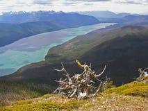 Above Lake McDonald Stock Images