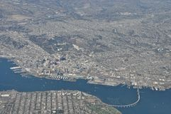 Above San Diego Stock Photography