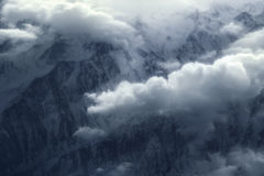 Above The Earth Stock Photography