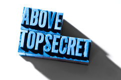 Above Top Secret Stock Images