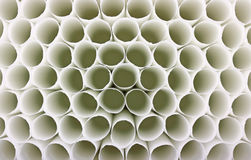Above view cigarette tubes Royalty Free Stock Image