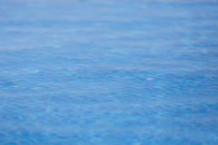 Above zmielona basen woda Obrazy Stock