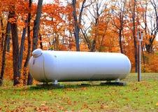 Aboveground Storage Tank Stock Photography