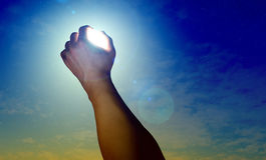 Abrégé sur énergie solaire illustration libre de droits