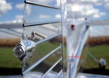 Abrégé sur avion Photographie stock libre de droits