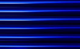 Abrégé sur bleu vibrant vif horizontal présentation d'affaires photos libres de droits