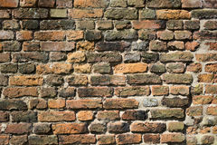 Abrégé sur briques Photos stock