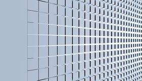 Abrégé sur cubes Photos libres de droits