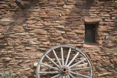 Abrégé sur 1905 du sud-ouest architecture de Hopi House Images stock