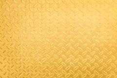 Abrégé sur en acier or pour le fond, passage couvert coloré dans la texture convexe sans couture de modèles images libres de droits