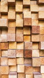 Abrégé sur en bois Photos libres de droits