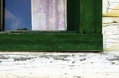 Abrégé sur fenêtre Images stock