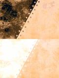 Abrégé sur fond avec stars.3 Photographie stock libre de droits