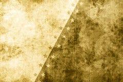 Abrégé sur fond avec stars.4 Photographie stock