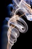 Abrégé sur fumée Photo libre de droits