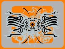 Abrégé sur grunge Image stock