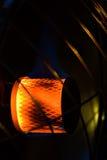 Abrégé sur la chaleur Image stock
