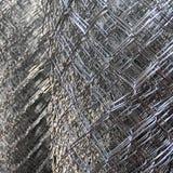 Abrégé sur métallique fils Image stock