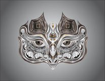 Abrégé sur masque Illustration Libre de Droits