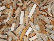 Abrégé sur matériel en bois construction de fond Photo stock