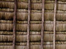 Abrégé sur matériel en bois construction de fond Photos libres de droits