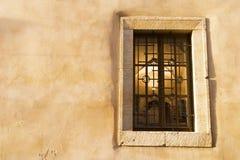 Abrégé sur mur Image stock