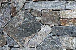 Abrégé sur mur en pierre Images libres de droits