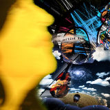 Abrégé sur 2 musique Image libre de droits