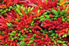 Abrégé sur poivre de piments Photos libres de droits