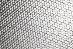 Abrégé sur réseau de nid d'abeilles Image libre de droits
