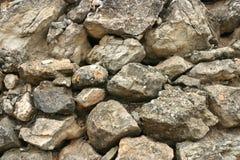 Abrégé sur roches Photo stock