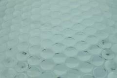 Abrégé sur rouge texture de bubblewrap Photographie stock