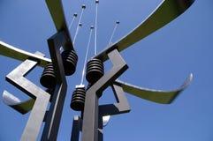 Abrégé sur sculpture Image libre de droits