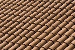 Abrégé sur toit Photo libre de droits