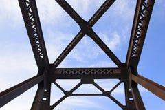 Abrégés sur en métal Photo libre de droits