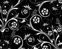 Abrégez la configuration de fleur illustration de vecteur