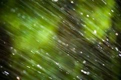 Abrégez la pluie Photos stock