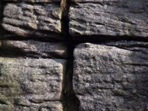 Abrégez la roche Photo stock