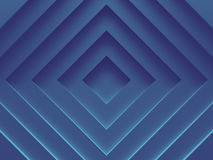abrégez le fond Couches bleues canette illustration stock