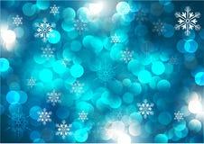Abrégez le fond de Noël Image stock